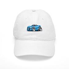 Viper Roadster Lt Blue Car Baseball Cap