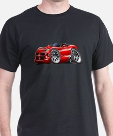 Viper Roadster Red Car T-Shirt