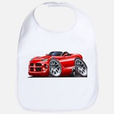 Viper Roadster Red Car Bib