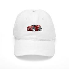 Viper Roadster Maroon Car Baseball Cap
