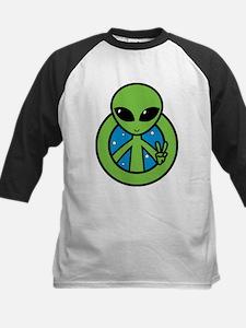 peace_alien Baseball Jersey