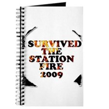 Unique Wildfire Journal
