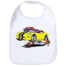 Viper Yellow/Black Car Bib