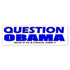 Question Obama