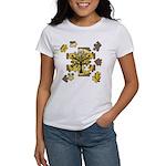 Tree Jigsaw Women's T-Shirt