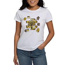 Tree Jigsaw Tee