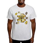 Tree Jigsaw Light T-Shirt