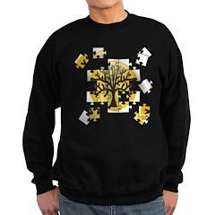 Tree Jigsaw Sweatshirt