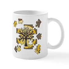 Tree Jigsaw Mug