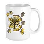 Tree Jigsaw Large Mug