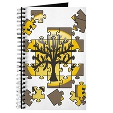 Tree Jigsaw Journal