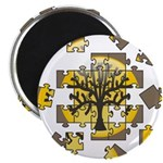 Tree Jigsaw Magnet