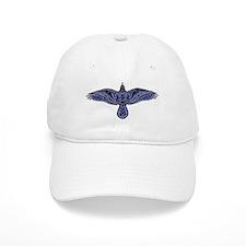 Celtic Raven Cap