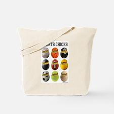 Sports Chicks Tote Bag