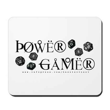 Power Gamer Mousepad