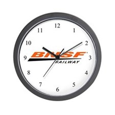 BNSF Railway Wall Clock