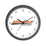 BNSF Railway Wall Clock