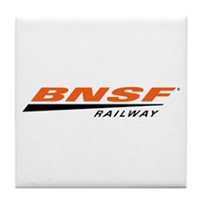 BNSF Railway Tile Coaster