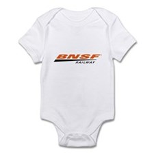 BNSF Railway Infant Bodysuit