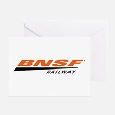 BNSF Railway Greeting Card