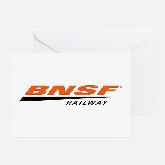 BNSF Railway Greeting Card
