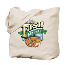 San Pedro Fish Market Tote Bag