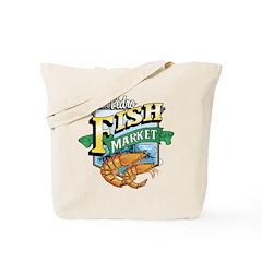 San Pedro Fish Market Tote Bag