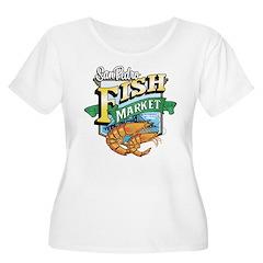 San Pedro Fish Market T-Shirt