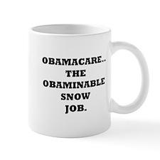 Obaminable Snow Job Mug
