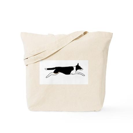 Leaping Tri BC Tote Bag