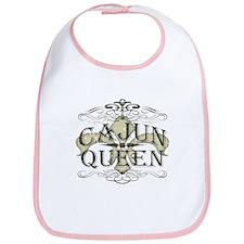 Cajun Queen Bib