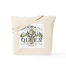 Cajun Queen Tote Bag