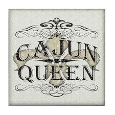 Cajun Queen Tile Coaster