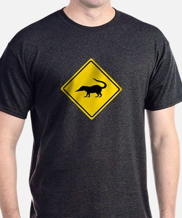 Coatimundi Crossing, Guatemala T-Shirt