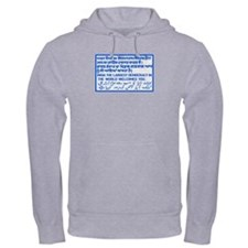 The Largest Democracy, India Hoodie