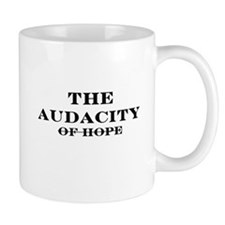 The Audacity Small Mug