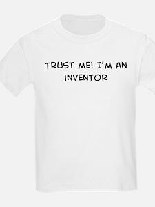 Trust Me: Inventor Kids T-Shirt
