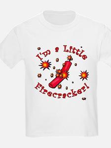 I'm a Little Firecracker T-Shirt