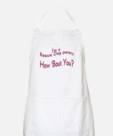 Rescue Dog Parent BBQ Apron
