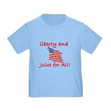 Liberty and Juice for All T