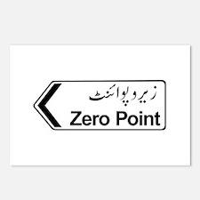 Zero Point, Islamabad, Pakistan Postcards (Package