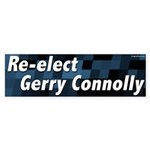 Gerry Connolly bumper sticker