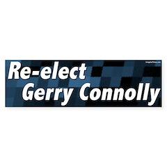Gerry Connolly bumper sticker