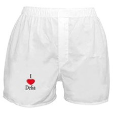 Delia Boxer Shorts