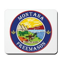 Montana Masons Mousepad