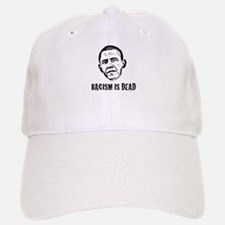 Racism Is Dead Baseball Baseball Cap