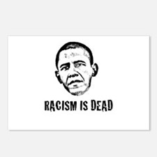 Racism Is Dead Postcards (Package of 8)