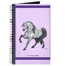 Andalusian Artwork Horse Journal
