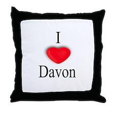 Davon Throw Pillow
