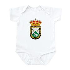 Cute Baltar Infant Bodysuit
